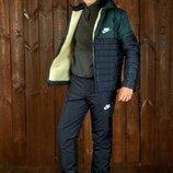 костюм Куртка на 150 синтепоне подклад овчинка,капюшон цельнокроеный, брюки на 150 синтепоне Дор