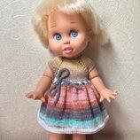 Платье для Galoob Baby Face Фейсинка