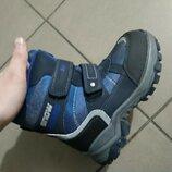 Дутики зимние для мальчиков для мальчика зима на овчине Термо-Ботинки сапоги сапожки ботинки