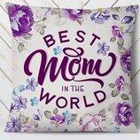Отличная подушка Best mom