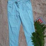 джинсы мом с завышенной талией 46-48р