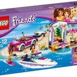 Конструктор LEGO Friends 41316 Скоростной катер Андреа.оригинал