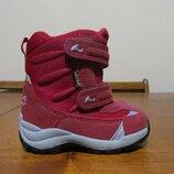 Ботинки на девочку Viking gore-tex 20р. стелька 13,5 см.