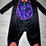 Нарядный комбинезон человечек на мальчика 2-3 года хеллоуин новый год