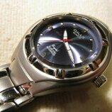 Часы Omax в коллекцию,2003 года,механизм Epson Япония ,WR-50m, новые