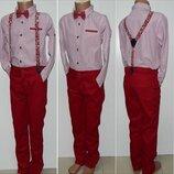 Нарядні костюмчики для хлопчика Джентельмен
