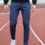 Зимние мужские штаны Soft Shell San Andreas синие