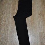 Базовые плотные черные скинни, джеггинсы, джинсы Next