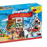 Адвент календарь рабочий офис Санты Playmobil 9264 Advent Calendar SantaWorkshop