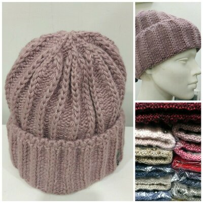 Женская шапка на флисе.ОПТ,Дроп,Розница.