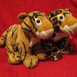 Тигр.тигрик.леопард.мягкая игрушка. мягка іграшка.мягкие игрушки.Keel toys.