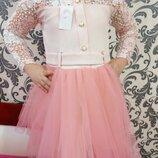 Красивые платья 104-134