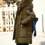 Мужская зимняя куртка AL-7851-10