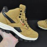 Распродажа Зимние ботинки Bonote sport рыжие 36р