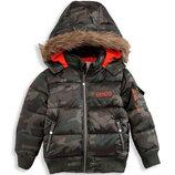 Фирменная теплая куртка c&a германия