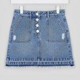 Джинсовая юбка Matalan, Candy, Англия, размер 14 лет.