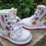 Зимние ботинки р. 27-29