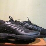 Кроссовки-Ботинки salomon р.45 1/3.р.44.сток.обувь из европы