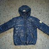 Зимняя теплая куртка ENDO 5-6 лет 118 см Польша