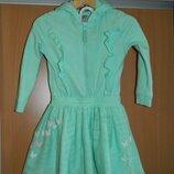 Свитшот и юбка Carter's 2t на 2 года