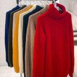 Модный свитерок 42 - 46 восемь расцветок