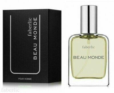 Туалетная вода для мужчин Beau Monde Faberlic