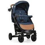 Детская прогулочная коляска El Camino ME 1011 L Zeta, Denim Blue
