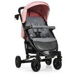 Детская прогулочная коляска El Camino Zeta ME 1011 L, Pale Pink