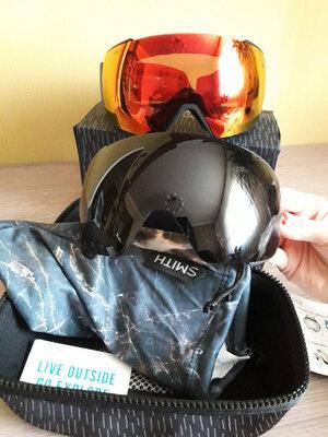 Очки для сноуборда,лыжные I/O SMITH MAG 4300 грн.
