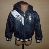 Polo Ralph Lauren Куртка на 6 лет рост 116 см
