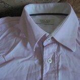 Брендовая рубашка 40р. Zara Man
