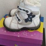 Зимние ботинки Little Deer B&G