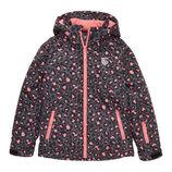 Зимняя куртка Y.F.K Германия на девочку 128 и 134см