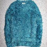Джемпер свитшот травка свитер