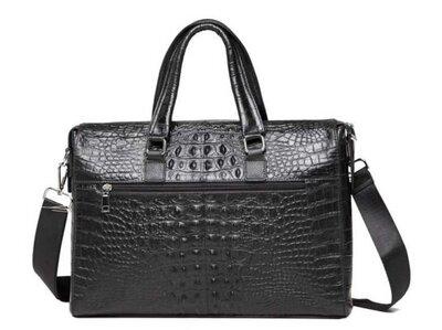 Кожаная сумка для ноутбука Бесплатная доставка A25F-7223-1A мужской кожаный портфель