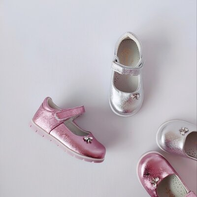 Нарядные туфельки девочкам, р. 22-27 . удобные, праздничные