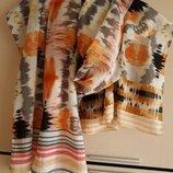 Большой красивый шарф палантин платок