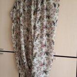 красивый хомут шарф палантин платок