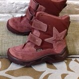 Зимние ботинки Ecco с Gore-tex Размер 26 ст. 17 см