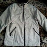 Теплая деми курточка наш 54-56 размер