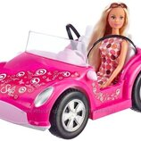 Кукла Штеффи и кабриолет Steffi Love Simba 5738332