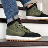 Кроссовки мужские Nike Lunar Force 1 Duckboot dark green
