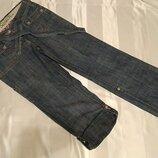Летние джинсы/ бриджи
