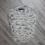Рубашечка Next на 2-3 годика