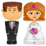 Шары ходячие --- Жених и Невеста----