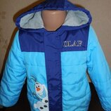 Продаю куртку Disney деми,3-4 года.
