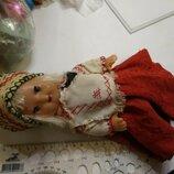 Кукла , лялька , ссср .игрушки , винтажная кукла .