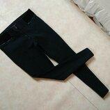 Стильные плотные леггинсы лосины скинни Zara, L размер.