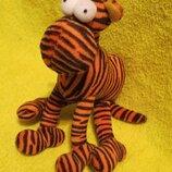 Тигра.тигр.мягкая игрушка.мягкие игрушки.мягка іграшка.Heye soft toys