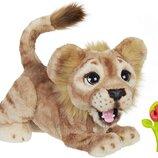 Furreal Friends Интерактивный Король лев Симба Disney The Lion King Mighty Roar Simba Interactive